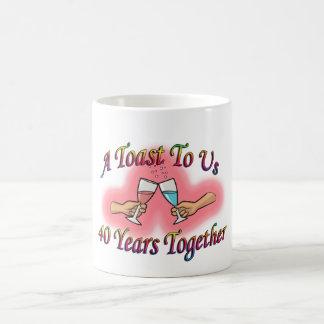 A Toast To Us Coffee Mug
