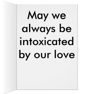 A Toast to You Valentine Card