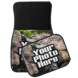 A todo color de encargo de la foto personalizada alfombrilla de auto