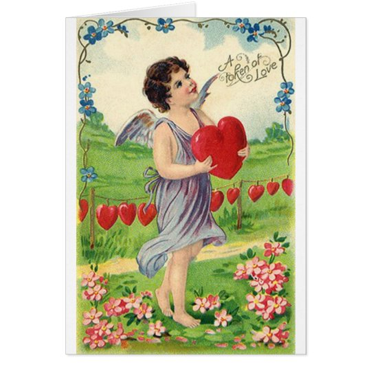 A token of love card