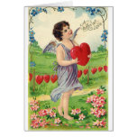 A token of love greeting card