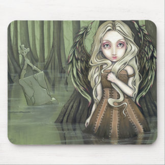 """""""A Tomb in the Swamp"""" Mousepad"""