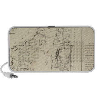 A Topographical Map Travel Speaker