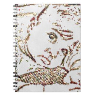 A Total Cutie Notebook