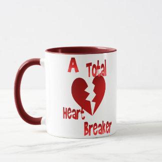 A Total Heart Breaker Mug