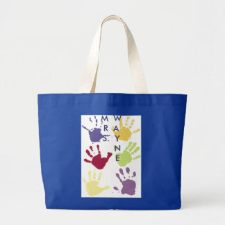 A Totebag That Goes Everywhere Large Tote Bag