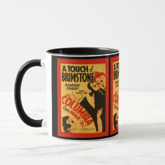 A Touch of Brimstone Mug
