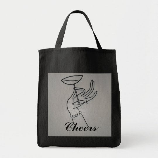 A Touch of Class Cheers Bag