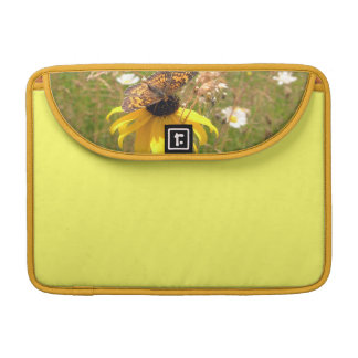 A touch of Flowers: Laptop Sleeve Sleeve For MacBook Pro