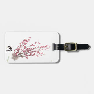 A touch of Fuschia Bag Tag