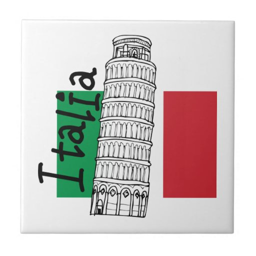 A Touch of Italy Ceramic Tile