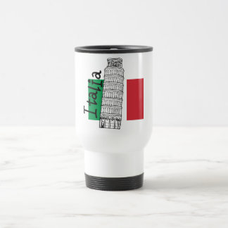 A Touch of Italy Travel Mug