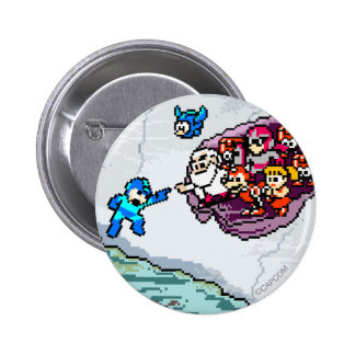 A Touch of Light 2 Inch Round Button