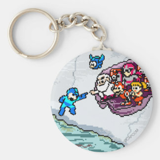 A Touch of Light Keychain