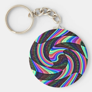 A Touch Of Madness Keychain