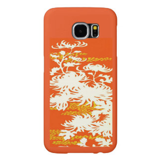 A TOUCH OF ORIENTAL ELEGANCE ON THIS EXCEPTIONAL SAMSUNG GALAXY S6 CASES
