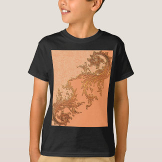 A touch of vintage in soft colors T-Shirt