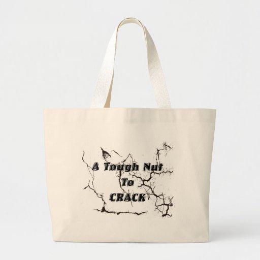 A Tough Nut To Crack Bags