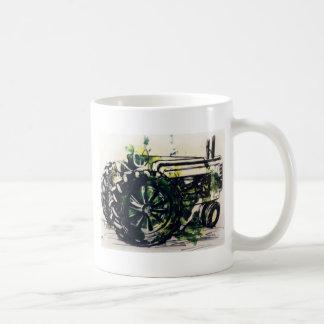 A Tractor! Coffee Mug