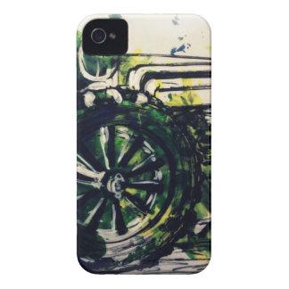 A Tractor! iPhone 4 Case-Mate Case