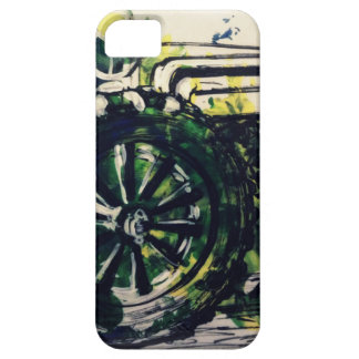A Tractor! iPhone SE/5/5s Case