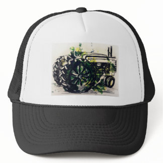 A Tractor! Trucker Hat