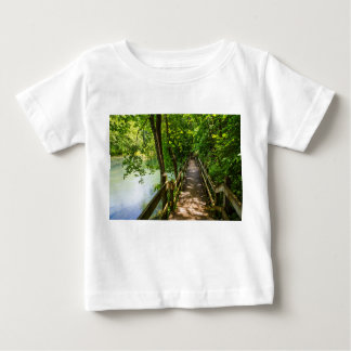 A Tranquil Hike Baby T-Shirt