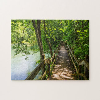 A Tranquil Hike Jigsaw Puzzle