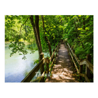 A Tranquil Hike Postcard
