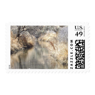A Tranquil Setting Postage Stamps