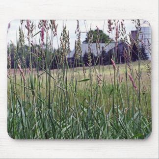A través de la hierba alta alfombrillas de ratones