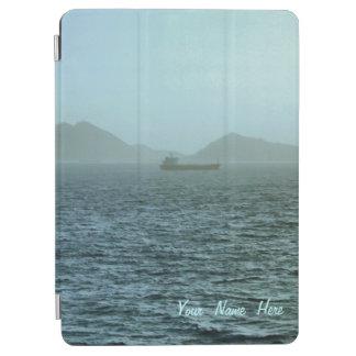 A través de la niebla personalizada cubierta de iPad air