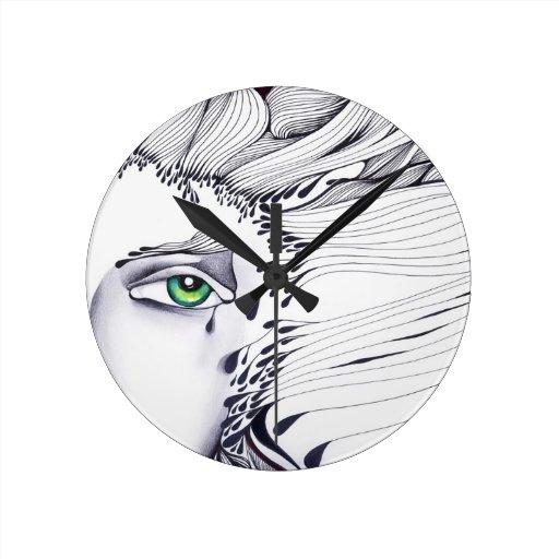 A través de los ojos de una mujer relojes