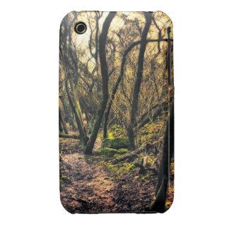 A través del caso salvaje del iPhone 3g 3gs de Case-Mate iPhone 3 Carcasa