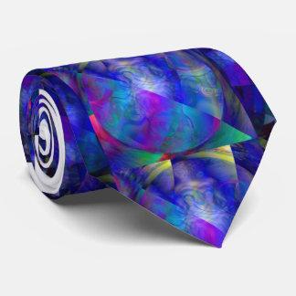 A través del universo corbata