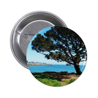 A Tree For All Seasons 2 Inch Round Button