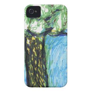 A Tree From My Hearts Mind iPhone 4 Case