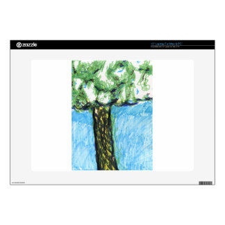 """A Tree From My Hearts Mind Skin For 15"""" Laptop"""