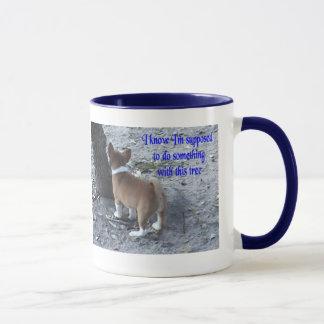 A Tree Hmmm..Mug Mug