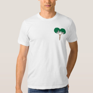 A Tree Means Life to Humanity T-Shirt