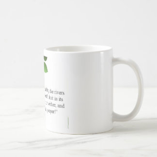 A TREE PLANTED BY THE RIVERS OF WATER COFFEE MUG