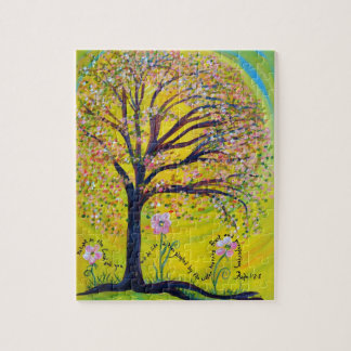 A Tree Planted by the Water Jigsaw Puzzle