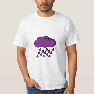 A tribute to a man that made us cry purple tears T-Shirt
