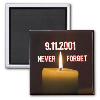 A Tribute To Our Fallen Heroes Of September 11 Refrigerator Magnets