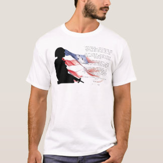 A Tribute to the Man Who Killed Bin Laden T-Shirt