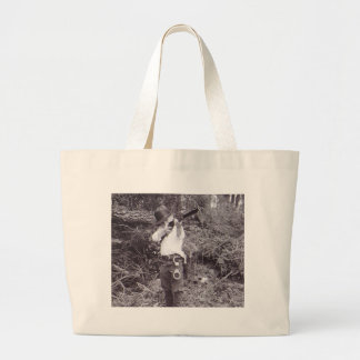 A Tribute to those who Fought for our Country Canvas Bag