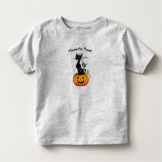 A Trick or Treat Cat T-shirts
