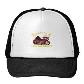 A Triker Trucker Hat