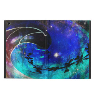 A Trip Into The Abyss Abstract iPad Air Case