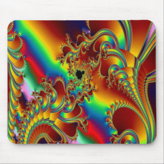 A Trip to Infinity Mouse Pad